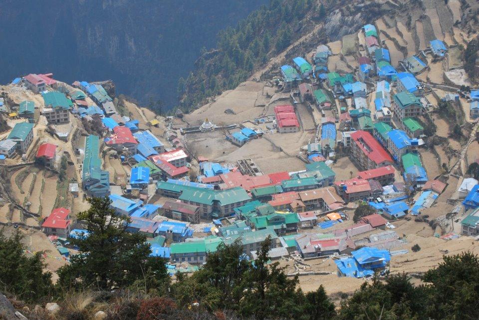 Rainbow Valley Everest May 2012 sandeep shouche